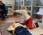 scuola musica le arti corso defibrillatore