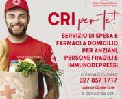cri Ascoli Piceno consegna a domicilio
